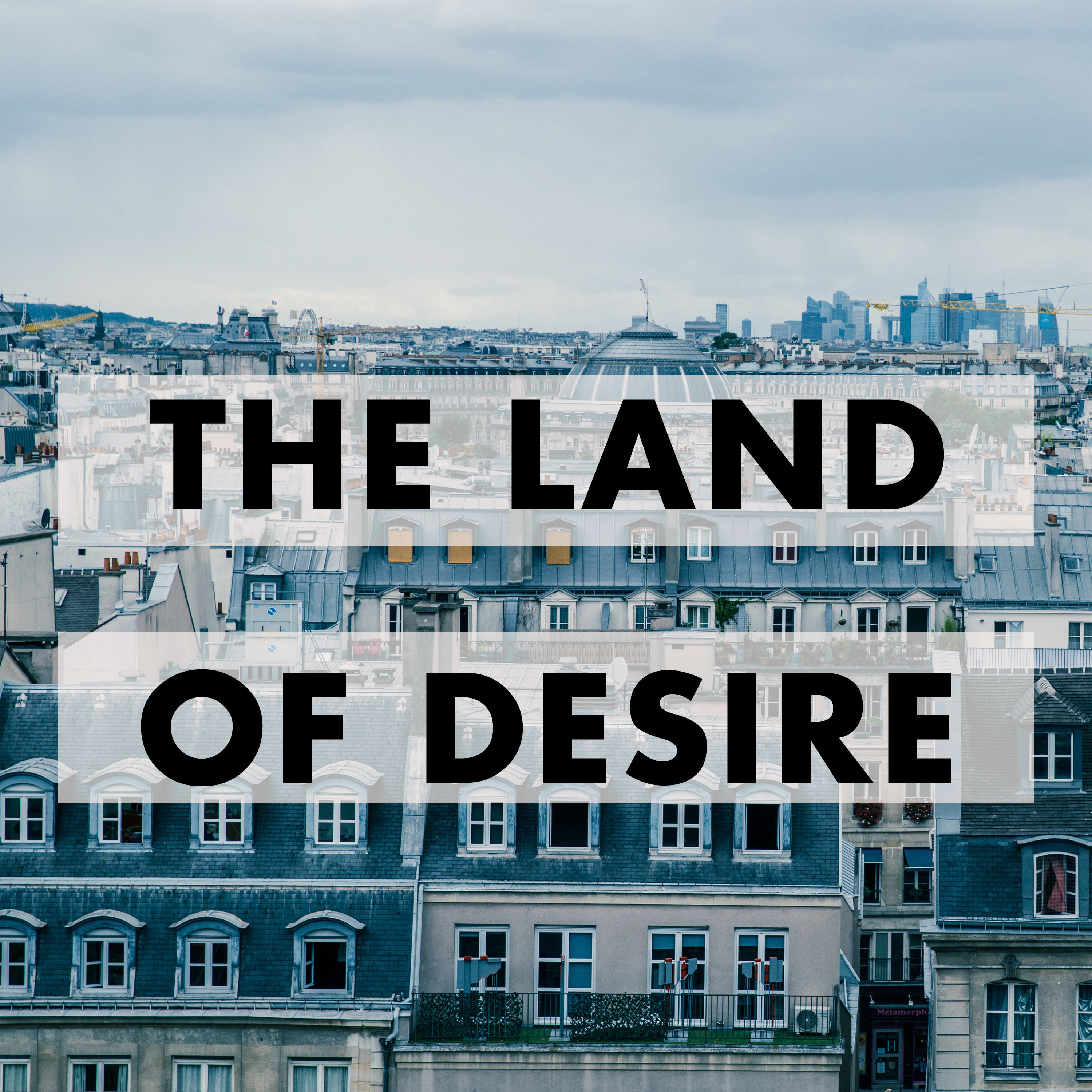The Land of Desire (Teaser)