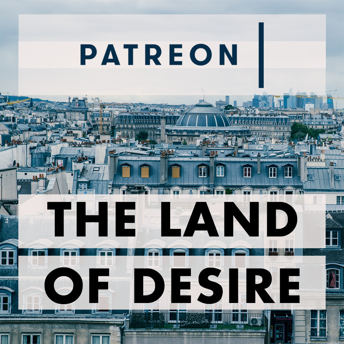 As we celebrate The Land of Desire's first anniversary, I need your help and support growing the show in the year to come!